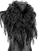 """Вязаный шарф """"Труба"""" (7), фото 1"""