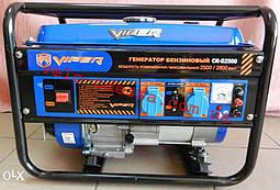 Бензиновый генератор VIPER - G2500