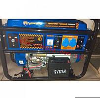 Бензиновый генератор VIPER CR 8000 электростартер 6.5кВ