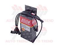 Провода высоковольтные ВАЗ 2108-15 инжектор 8 клапанный дв. 1,5, комплект, силикон (NRG). 2111-3707080