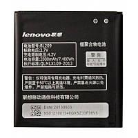 Аккумулятор для телефона Lenovo (BL209) A706, A788T, A820E, A760, A516, A378T, A398T (2000 mAh)