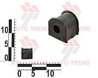 Втулка стабилизатора задней подвески HYUNDAI EXCEL 94-99 ACCENT 99-13 D13 (ONNURI). GBUH-082