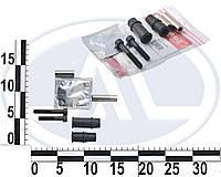 Монтажный комплект дисковых колодок VW GOLF 08/83-12.94 (Quick brake). 1131313X