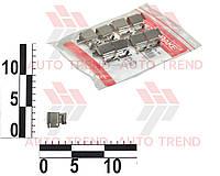 Монтажный комплект передних колодок Toyota/Fiat Punto/Gr. Punto 1.9D 05-/VW Crafter 2.0TDi 11- (Quick brake). 1091298