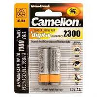 Аккумуляторы АА Camelion R6 / 2bl 2300 mAh Ni-MH (Always Ready)