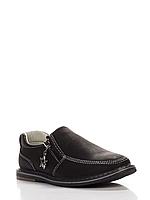 Туфли Леопард 28(р) Черный 040
