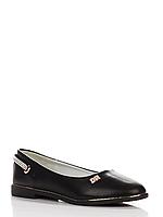 Туфли Леопард 36(р) Черный GB03-1