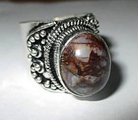"""Элегантное кольцо с динобоном """"Динозавр"""", размер 18,8 от Студии  www.LadyStyle.Biz"""
