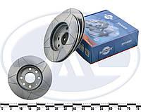 Диск тормозной передний CHEVROLET AVEO/DAEWO LANOS/OPEL ASTRAF/CORSA/VECTRA A TUNING 2 (ROTINGER). 2007/T2