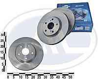 Диск тормозной передний LEXUS IS C250, LEXUS IS II [296X49] (ROTINGER). 20598