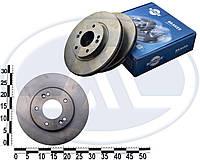 Диск тормозной передний HYUNDAI I30, KIA CEED [280X44] (ROTINGER). 21300