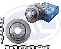 Диск тормозной задний CHEVROLET CAPTIVA, OPEL ANTARA[303X72] (ROTINGER). 20770