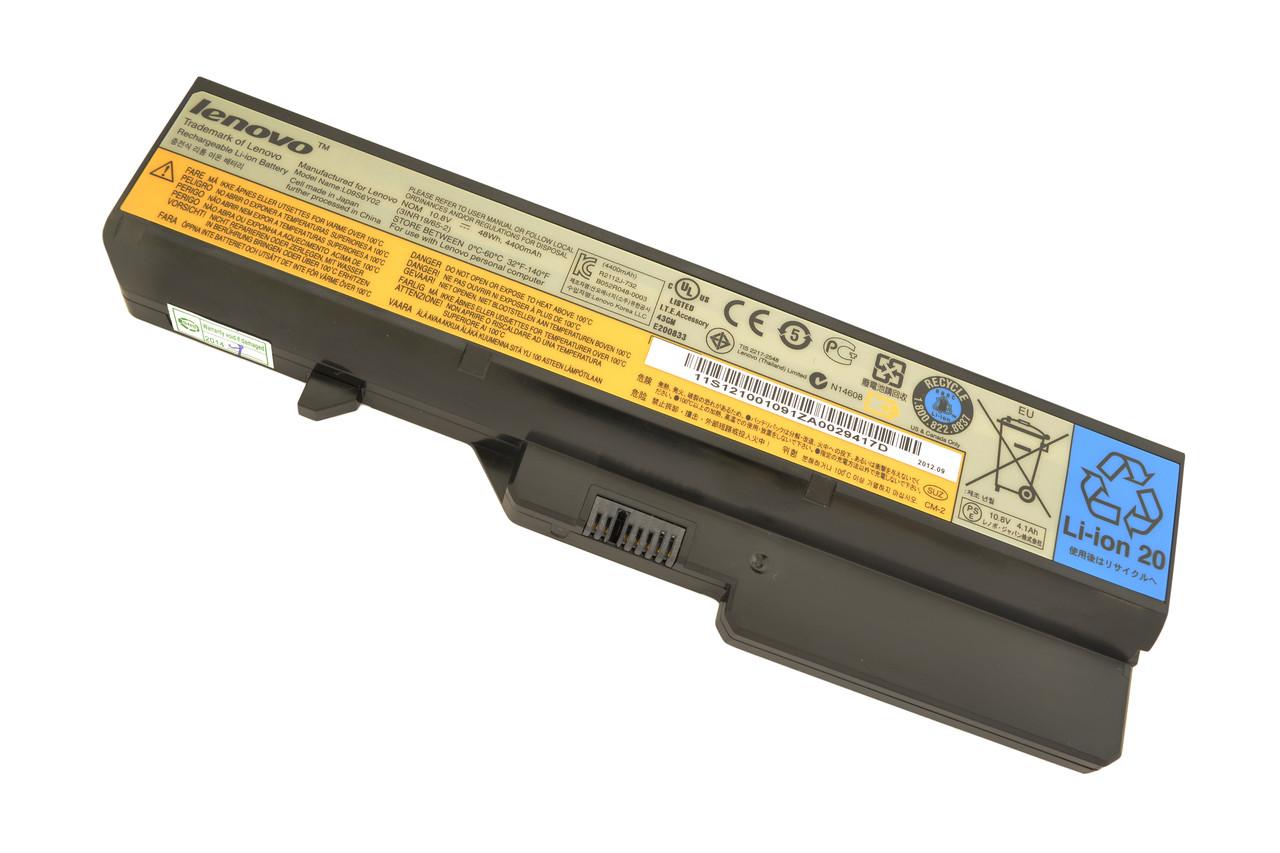 Батарея Lenovo 57Y6454 (B470, B570, G460, G470, G560; IdeaPad: G430, V360, V460, Z360) 10.8V 4400mAh Black