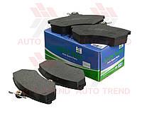 Колодки тормозные передние CHERY AMULET/TIGGO (с пружинками) (SHIN KUM). A11-3501080