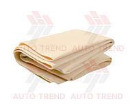 Салфетка для протирания синтетическая замша 54*44см без упаковки (SONAX). S 54*44