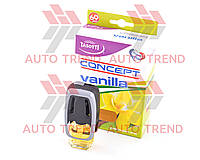 Ароматизатор на обдув Concept Vanilla 8мл (TASOTTI). 5906190110169
