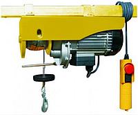 Тельфер 250/500 кг 220 вЛт 12/6 метров