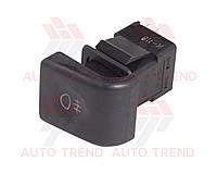 Кнопка противотуманных фар ВАЗ 2110-12 задних (АВАР). 377.3710-04.02М