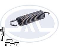 Пружина колодок тормозных ВАЗ 2101-2107 задних нижняя малая (БелЗАН). 2101-3502038-00
