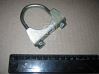 Хомут глушителя ВАЗ,Иномарки d=44,8 в сборе (труба М8) (Украина). 0080-1203000