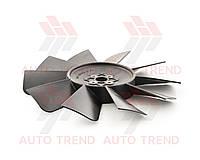 Вентилятор системы охлаждения дв.402,406 10 лопастей (ГАЗ ). 3302-1308010-10