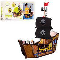 Деревянный пиратский корабль KidKraft арт. 1069 (23176)