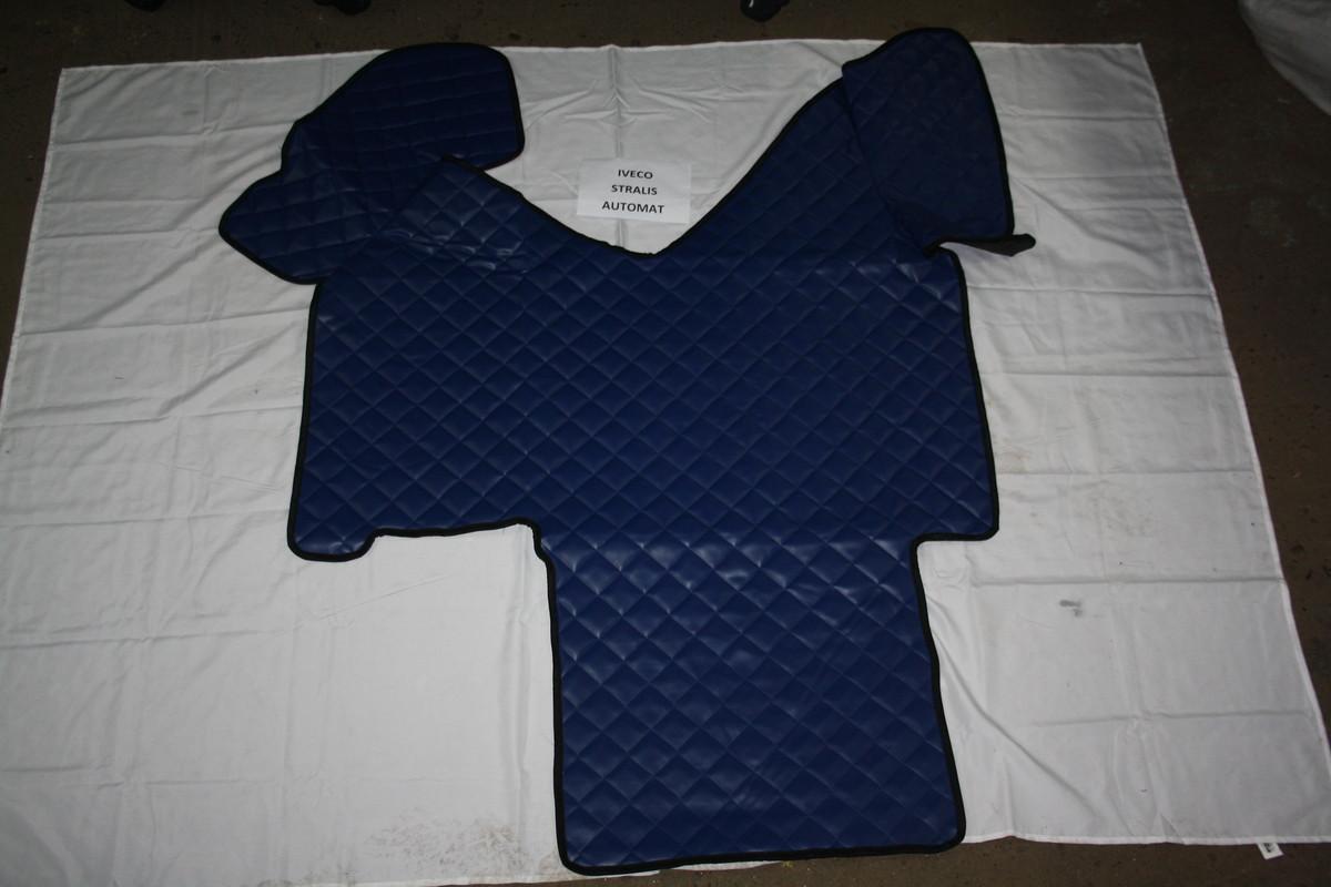 Коврики Iveco STRALIS синие