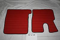 Коврики Daf XF 106 красные
