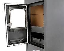 Стальная печь-камин EKONOMIK LUX LM 7 kW, фото 2
