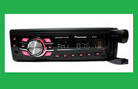 Автомагнитола Pioneer 343 MP3/USB/AUX/SD