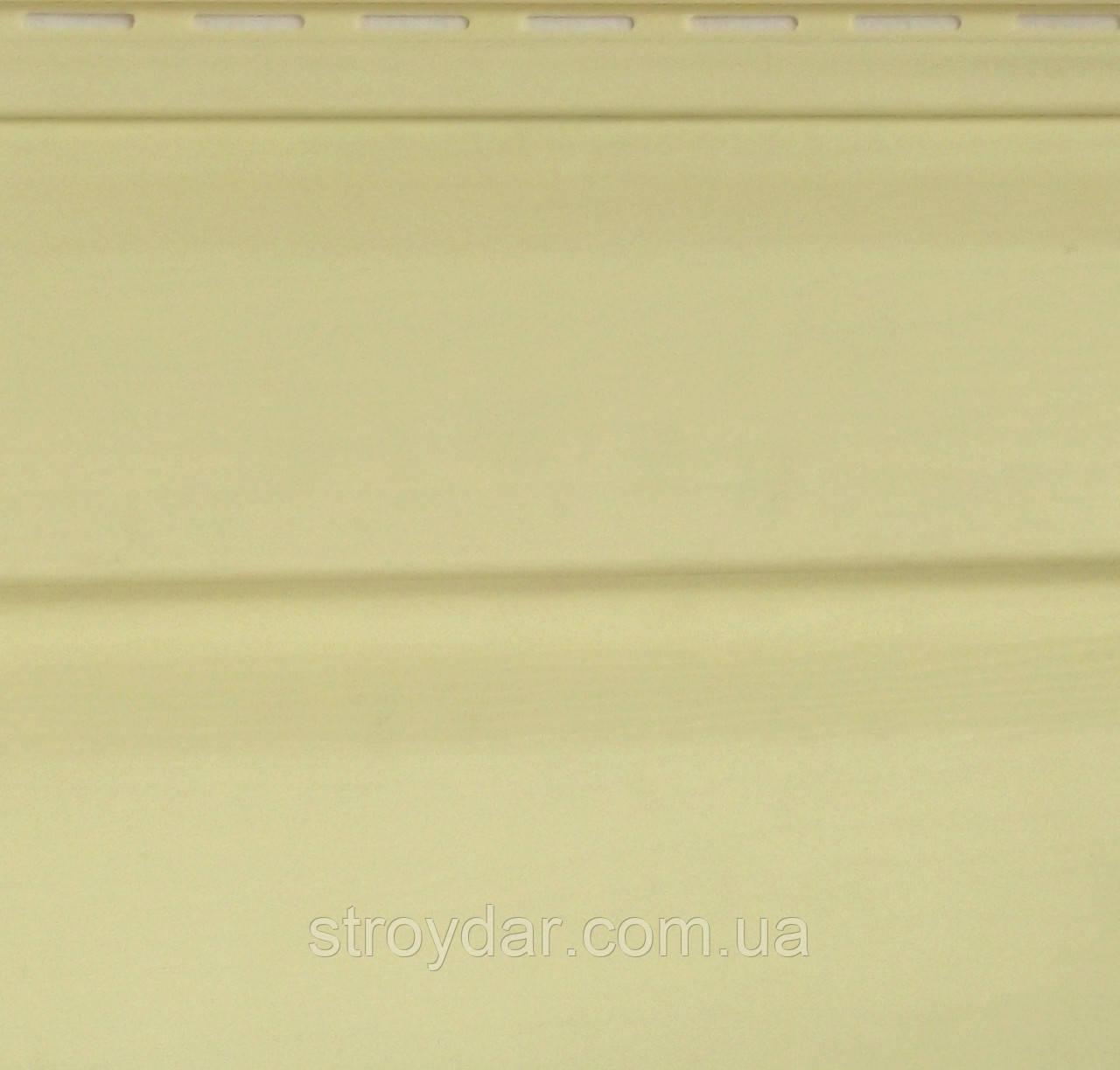 Вініловий сайдинг Альта-Профіль Лимонний колекція Ангара