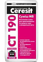 CT-190 Ceresit для крепления плит из минеральной ваты 25 кг