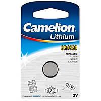 Батарейка CAMELION CR 1620 / 1 BL