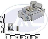 Поршень двигателя STD CHERY Jaggi/Kimo (комплект) (Тайвань). 473H-1004015