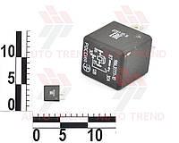 Реле 4 контактное 12В 30А, без кронштейна, с резистором (ЭМИ). 986.3777-10