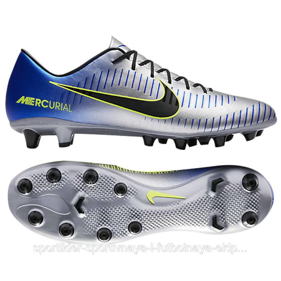 484bf5d8 Футбольные бутсы Nike Mercurial Victory VI Neymar AG 921508-407 -  Sport-Leader в