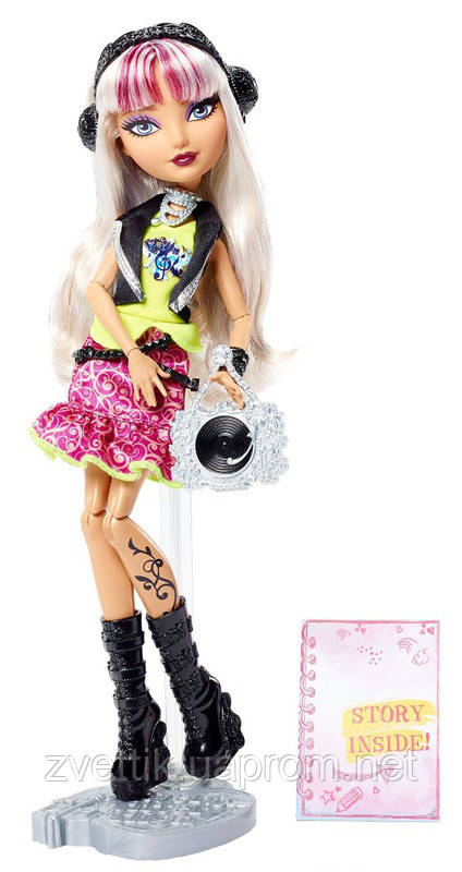 Кукла Ever After High Melody Piper Мелоди Пайпер
