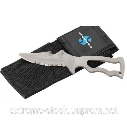 Нож Scubapro X-Cut Titanium