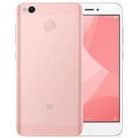 "Смартфон Xiaomi Redmi 4X Pink 4/64Gb, 13/5Мп, 8 ядер, 2sim, экран 5"" IPS, 4100mAh, GPS, 4G, 12 мес., фото 1"