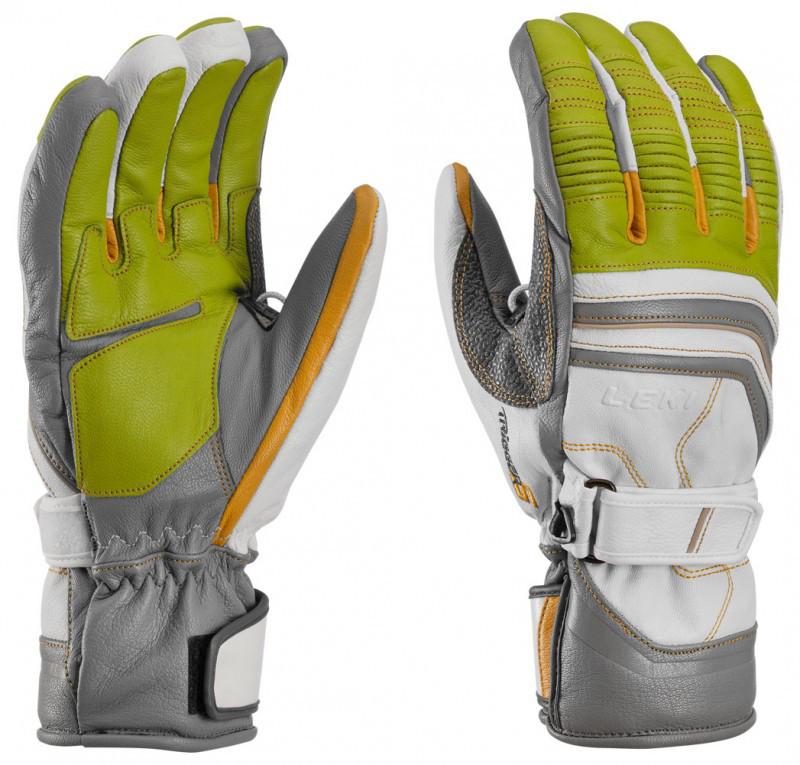 Перчатки горнолыжные Leki Aspen Retro S