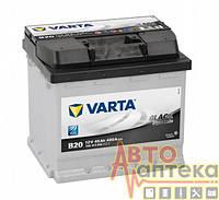 Аккумулятор VARTA Black Dynamic B20 6СТ-45Ah Аз (400EN) 545413040