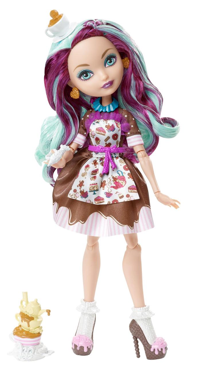 Кукла Madeline Hatter Sugar Coated Ever After High Мэделин Хэттер Покрытые сахаром