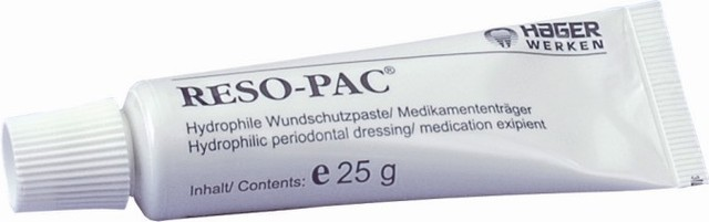 Адгезивная защитная раневая повязка на основе целлюлозы Reso-Pac уп.\25 гр.