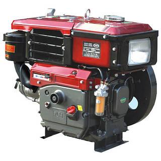 Дизельный двигатель с водяным охлаждением Bulat R192NE (12 л.с., ел.стартер)