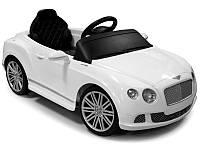 Электроавтомобиль  Bentley GTC RASTAR (белый) 82100