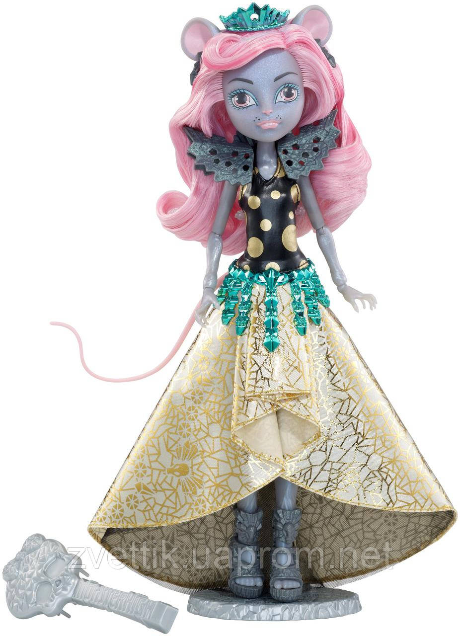 Кукла Monster High Mouscedes King Boo York Мауседес Кинг Бу Йорк