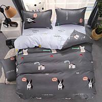 Комплект постельного белья Ruff (полуторный) Berni