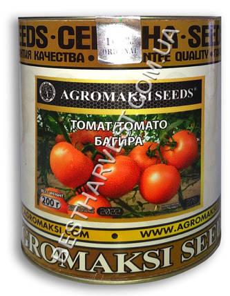 Семена томата «Багира F1» 200 г, инкрустированные (Агромакси), фото 2