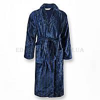 Стильный теплый мужской халат S.Soft