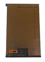 Дисплей - матрица планшета Nomi C070010 Corsa, Nomi C070020 Corsa Pro 3G 31 pin тип 3 (экран) FPCA070138AV1